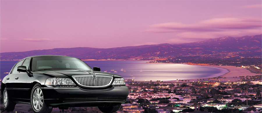 Town Car Airport Service Santa Barbara
